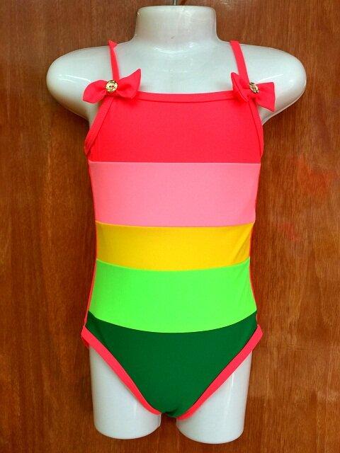 Đồ bơi liền mảnh 5 màu cho bé BG003