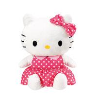 Đồ chơi bằng bông bé Hello Kitty vui vẻ Combi 114025