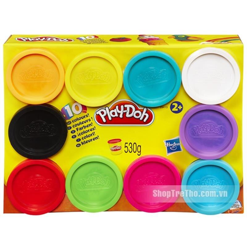 Đồ chơi Bột nặn 10 màu Play-Doh 29413