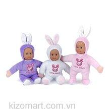 Đồ chơi Búp bê Doll Word thỏ con đáng yêu DW8533