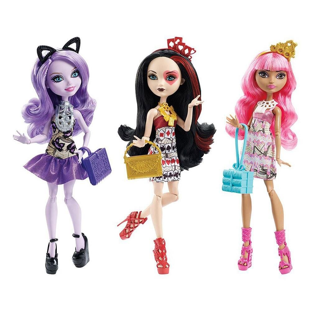 Đồ chơi Búp bê EVER AFTER HIGH DHM09