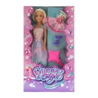 Đồ chơi búp bê Sparkle Girlz Công chúa duyên dáng và phụ kiện SP24279