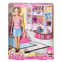 Đồ chơi búp bê và thú cưng Barbie DJR56