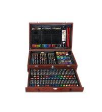 Đồ chơi bút màu hộp gỗ Colormate M142