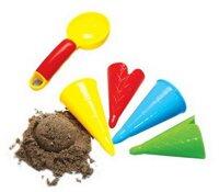 Đồ chơi cát làm kem Gowi GW-558-41