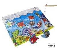 Đồ chơi Câu cá đại dương Veesano VH43