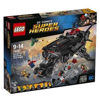 Đồ chơi chiến đấu Lego Superheroes 76087 (955 chi tiết)