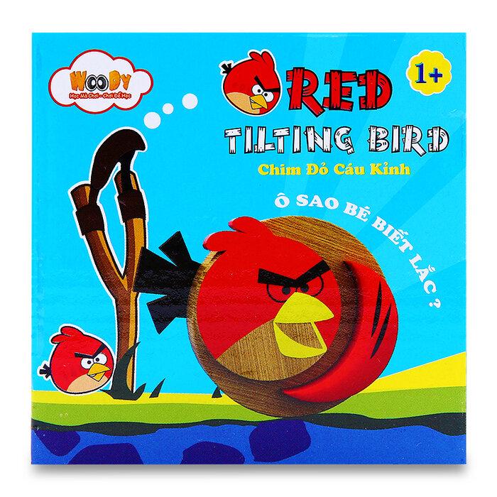 Đồ Chơi Chim Đỏ Cáu Kỉnh Woody