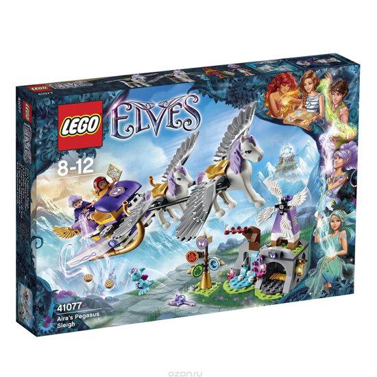 Đồ chơi cỗ xe ngựa thần của Aira Lego 41077
