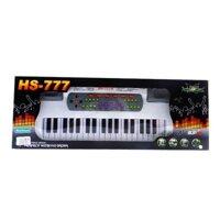 Đồ chơi đàn Organ 37 phím dùng pin VBC-HS777A
