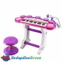 Đồ chơi đàn organ kèm ghế BB45D