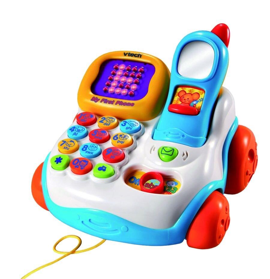 Đồ chơi điện thoại để bàn Vtech BBVT079703