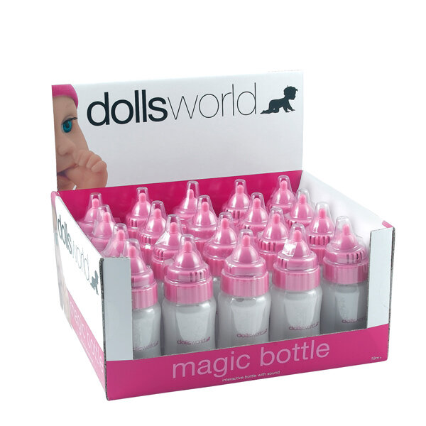 Đồ chơi Dolls World - Bình sữa thần kì DW8513