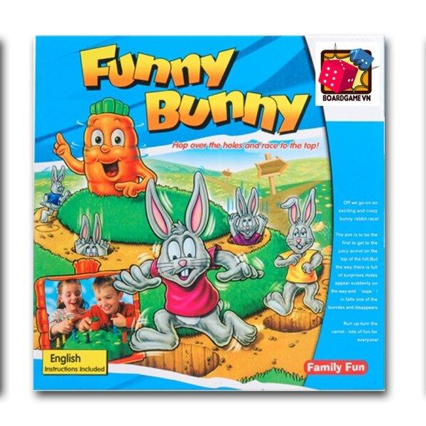 Đồ chơi Funny Bunny