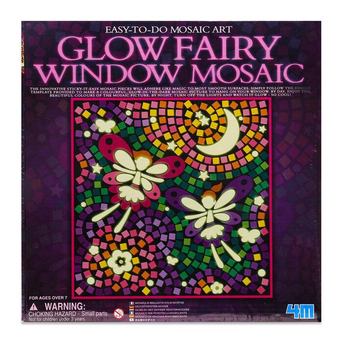 Đồ chơi ghép hình tiên nữ trang trí cửa sổ