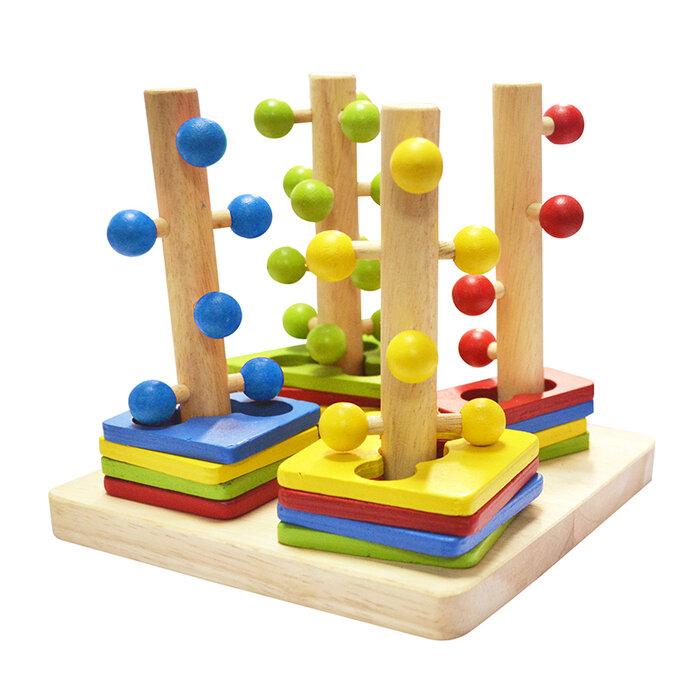 Đồ chơi gỗ Cây Tuyệt Diệu Tottosi Toys 202015