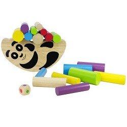 Đồ chơi gỗ gấu trúc làm xiếc Tottosi Toys 202025