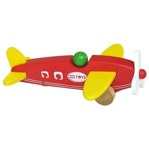 Đồ chơi gỗ máy bay Winwintoys 69272