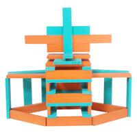 Đồ chơi gỗ xếp hình sáng tạo Colligo 10313O-T