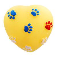 Đồ chơi hình tim chân chó CityZoo 302008