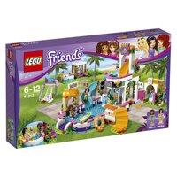 Đồ chơi hồ bơi mùa hè Heartlake LEGO 41313