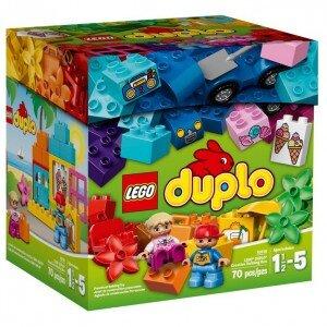 Đồ chơi Hộp Duplo lắp ráp sáng tạo LEGO 10618