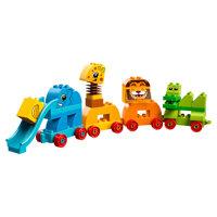 Đồ chơi hộp lắp ráp động vật đầu tiên của bé Lego Duplo - 10863 (34 chi tiết)