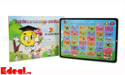 Đồ chơi Ipad Mini Tiếng Việt