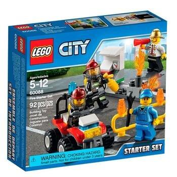 Đồ chơi khởi Đầu Cứu Hỏa - Lego City 60088