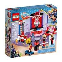 Đồ chơi ký túc xá của Harley Quinn Lego Super Hero Girls 41236 (176 chi tiết)
