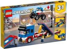 Đồ chơi lắp ghép Lego Creator 31085 - Xếp hình đội xe biểu diễn 3-trong-1