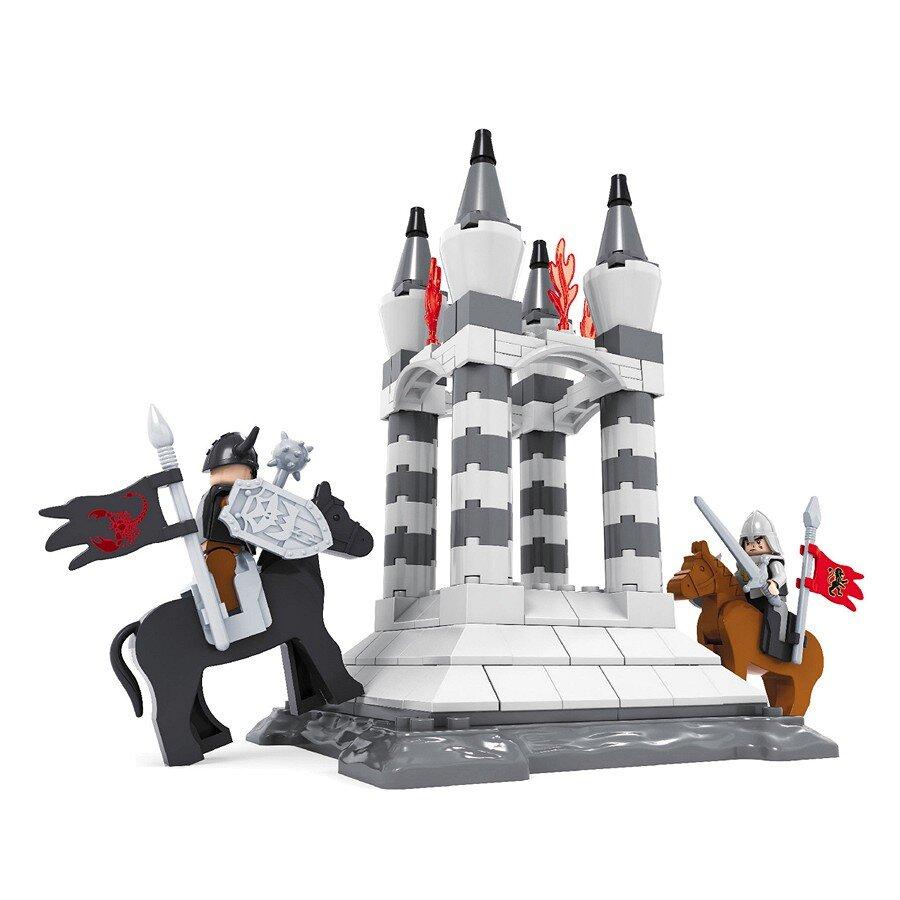 Đồ chơi lắp ráp Ausini - Lâu đài hiệp sĩ - Đền hiệp sĩ 27402 (188 mảnh ghép)