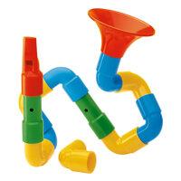 Đồ chơi Lắp ráp kèn sáo Saxoflute Quercetti 4170