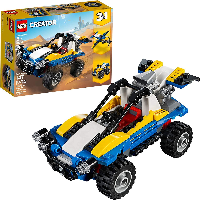 Đồ chơi lắp ráp Lego Creator 31087 – Xe Vượt Địa Hình