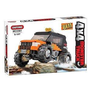 Đồ Chơi Lắp Ráp Oxford - Monster Truck 46 MO3581