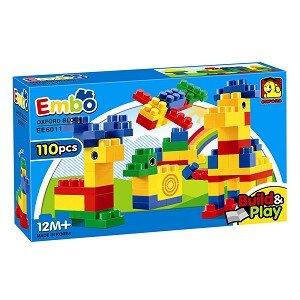 Đồ Chơi Lắp Ráp Oxford - Embo Animal EE6011