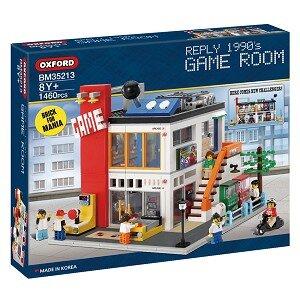 Đồ Chơi Lắp Ráp Oxford - Game Room BM35213