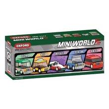Đồ Chơi Lắp Ráp Oxford - Mini World Mini Van MW3317