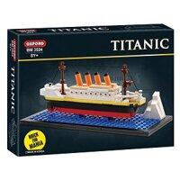 Đồ Chơi Lắp Ráp Oxford - Mini Titanic BM3524