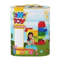 Đồ chơi lắp ráp Tinitoy First block dạng túi lớn