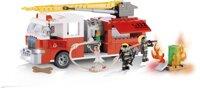 Đồ chơi lắp ráp xe cứu hỏa cao tầng Cobi 1465