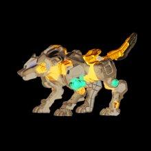 Đồ chơi lắp ráp Young Toys - Tobot biến hình động vật Metalions Mini Dire Wolf 314051