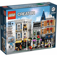 Đồ chơi Lego 10255 - Bộ sưu tập quảng trường thành phố