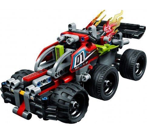 Đồ chơi Lego 42072 - Siêu Xe WHACK