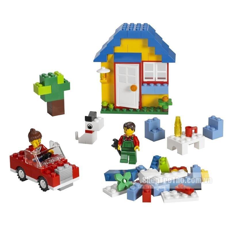 đồ chơi lego 5899 bộ xây nhà