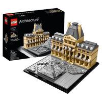 Đồ Chơi Lego Architecture 21024 Viện bảo tàng Louvre