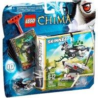 Đồ chơi Lego Chima 70107 - Chồn tấn công