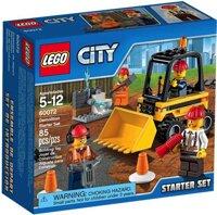 Đồ chơi Lego City  - Phá dỡ nhà 60072