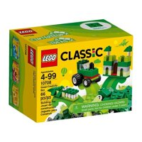 Đồ chơi Lego Classic 10708 (60 mảnh)