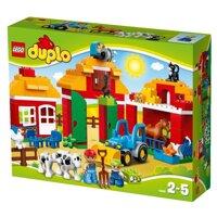 Đồ chơi Lego Duplo 10525 - Trang trại lớn